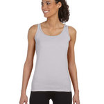 Ladies'  4.5 oz. SoftStyle Junior Fit Tank Top