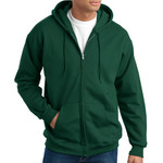 Ultimate Cotton® Full Zip Hooded Sweatshirt