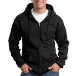 Ultimate Full Zip Hooded Sweatshirt
