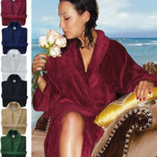 Shawl Velour Bath Robes