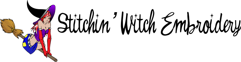 Stitchin' Witch Embroidery LLC