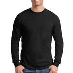 Copy of Heavy Cotton 100% Cotton Long Sleeve T Shirt