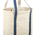 Medium Heavyweight Canvas Tote
